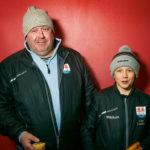 Joakim Åhlin och Axel Carnbro är fullständigt övertygade om att Timrå spöar AIK i kvalet. LÄTT att vi gör!